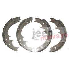 Brake Shoes, 86-93 Jeep Cherokee XJ