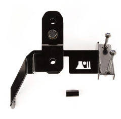 Suspension Track Bar Relocation Bracket, Rear; 07-18 Wrangler JK/JKU
