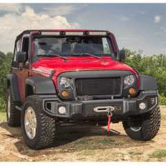 SPARTACUS by Rugged Ridge™ - Bara Fata pt. 07-18 Jeep Wrangler & Wrangler Unlimited JK