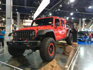 JEEP RED ROCK RESPONDER