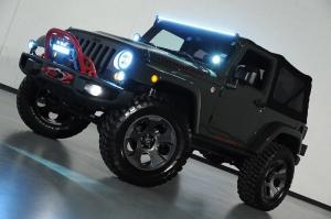 2015 Jeep Wrangler Rubicon 10-th Anniversary - Tank Clearcoat
