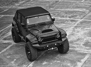 Jeep Wrangler's by