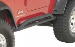 Praguri RockCrawling Heavy Duty Rugged Ridge RRC Side Rocker Guards pt. 87-06 Jeep Wrangler YJ & TJ