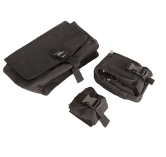 Roll Bar Storage Bag System, MOLLE; 18-19 Jeep Wrangler JL/JLU Rubicon and JT