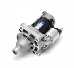 Starter, With Automatic Transmission, 12V 10 Tooth, Jeep Wrangler (JK) 3.8L 2009-2011