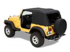 Soft-Top de Urgenta pt. 97-06 Jeep Wrangler TJ - Pavement Ends