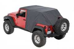 Soft-Top de Urgenta pt. 07-18 Jeep Wrangler JK, 4 Usi - Pavement Ends
