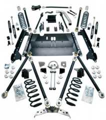 Kit Inaltare TeraFlex 12.7 cm PRO-LCG Suspension TRILINK LONG ARM pt. 97-06 Jeep Wrangler TJ