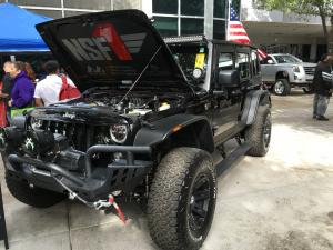 Jeep Wrangler Unlimited - NSF1